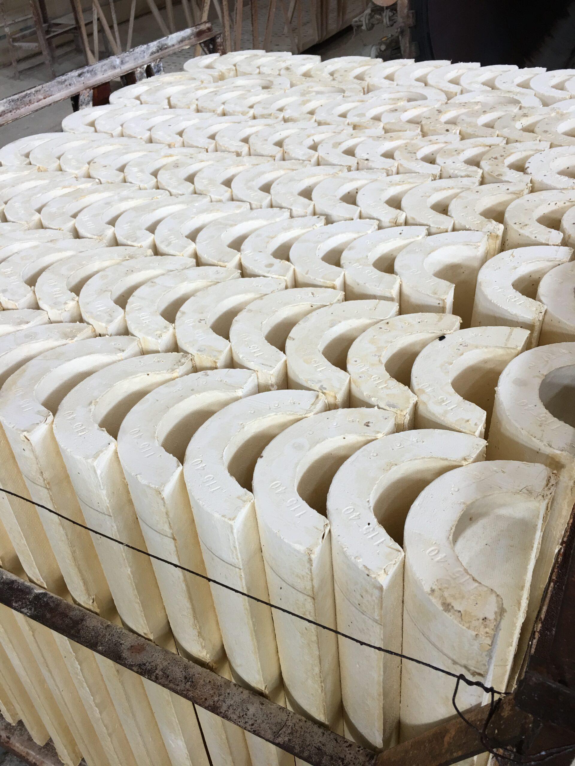Calcium Silicate Industrial Insulation