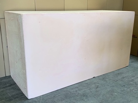 TPS Phenolic Foam Fabrication Block